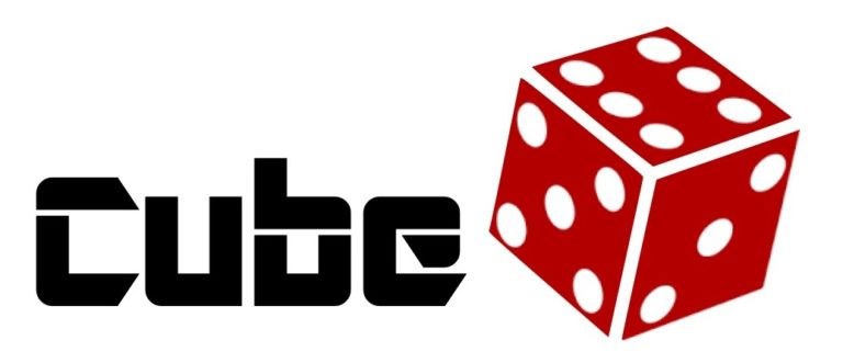 Orbit Racing Logo Cube