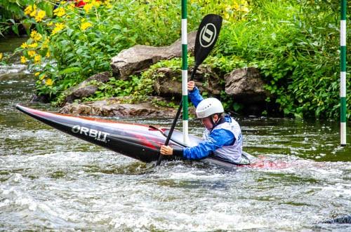 Orbit Racing Joker Kanuslalom K1 Bad Kreuznach
