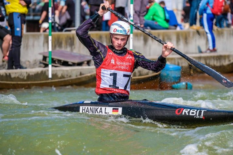 Leon Hanika Oribit Racing Wizard Kanupark Markkleeberg