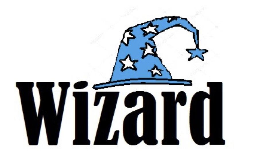 Orbit Racing Wizard Logo