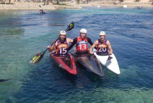 Kanuslalom Stefan Hengst Leon Hanika Thomas Staruß Al Ain Wadi Adventure